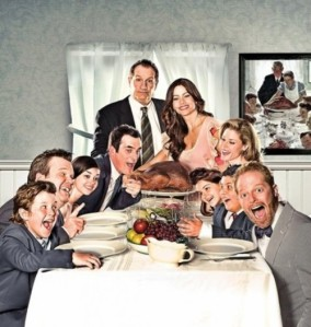 modern family-reality tv